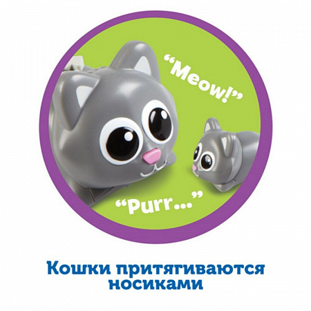 Игровой набор Learning Resources «РобоКот. Шустрик и Быстрик»