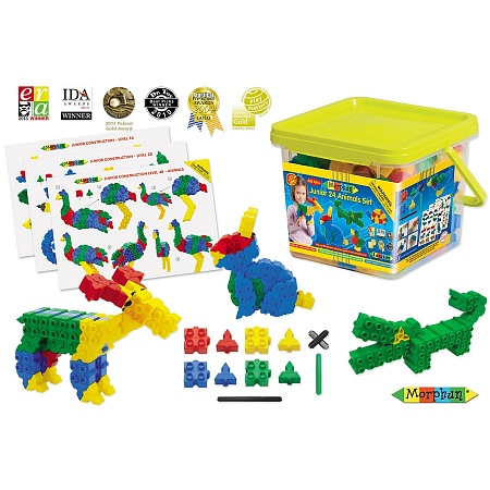 Конструктор Morphun Животные Junior 24 Animals Set